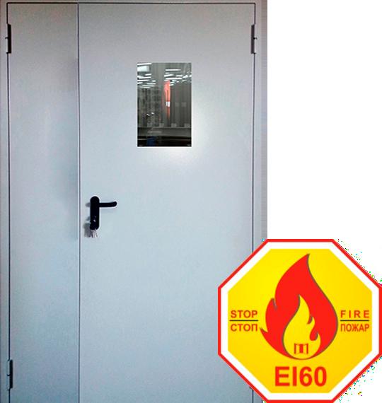 Противопожарная дверь гарант